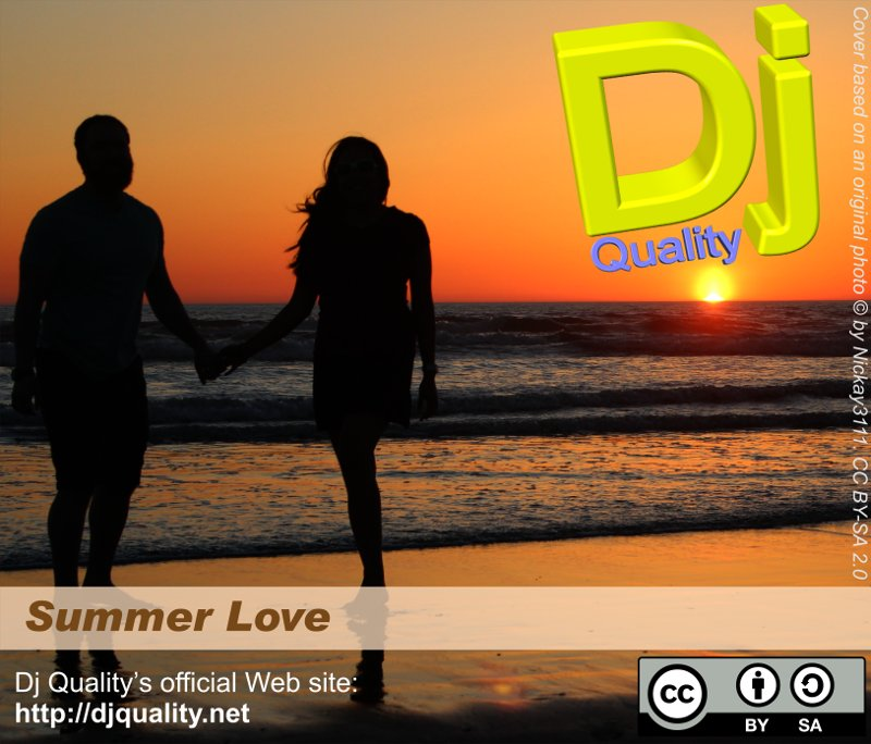 Dj Quality - Summer Love - Front Cover